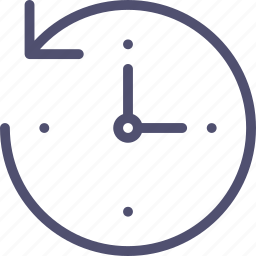 backup, machine, restore, time icon