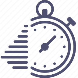 deadline, fast, productivity, quick, speed, stopwatch, time, timer icon