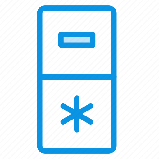 fridge, icebox, kitchen, refrigerator icon