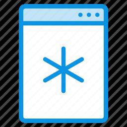 cooler, fridge, icebox, kitchen, minibar, refrigerator icon
