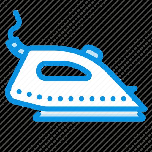 iron, smoothing icon