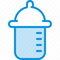 baby, bottle, drink, infant icon