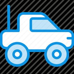 baby, car, radiocontrolled, rc, toy icon