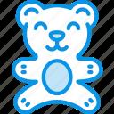 toy, bear