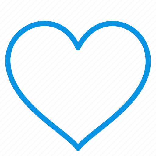 Heart, like, love icon - Download on Iconfinder