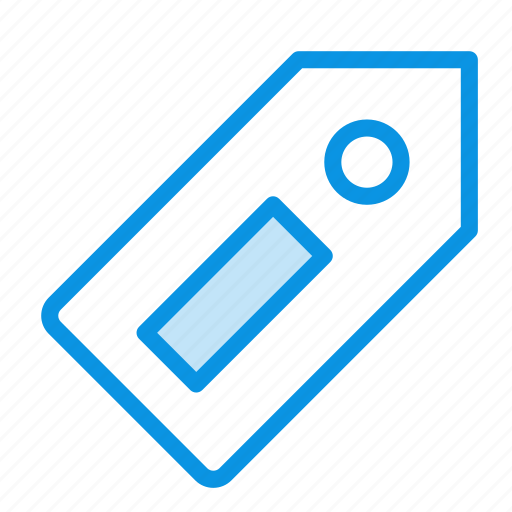 bookmark, price, tag icon
