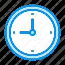 clock, date, time
