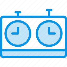 chess, clock, time, timer icon
