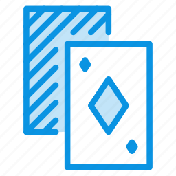 cards, gambling, games icon