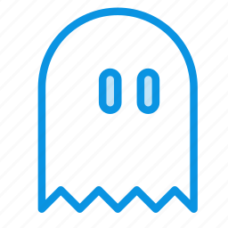 games, ghost, pacman icon