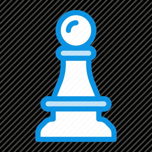 chess, figure, pawn icon