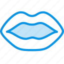 lips, mouth icon
