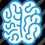 anatomy, biology, brain, clever, intellect, knowledge, mind, smart icon