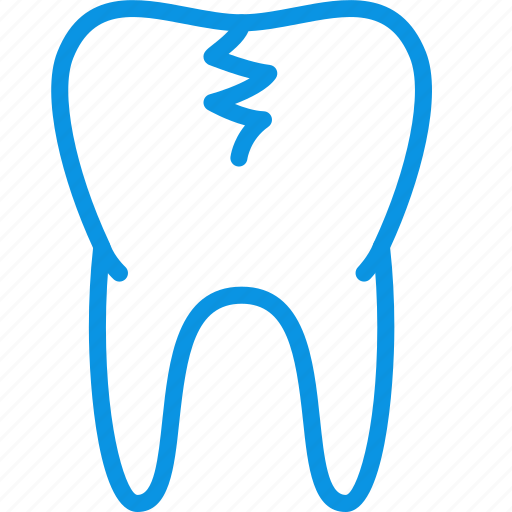 anatomy, biology, caries, medicine, sick, teeth, tooth icon