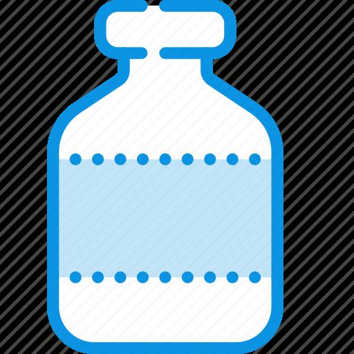 bottle, drug, flask, medicine icon