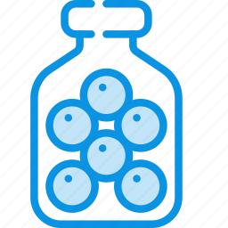dragee, medicine, remedy, vitamin, vitamine icon