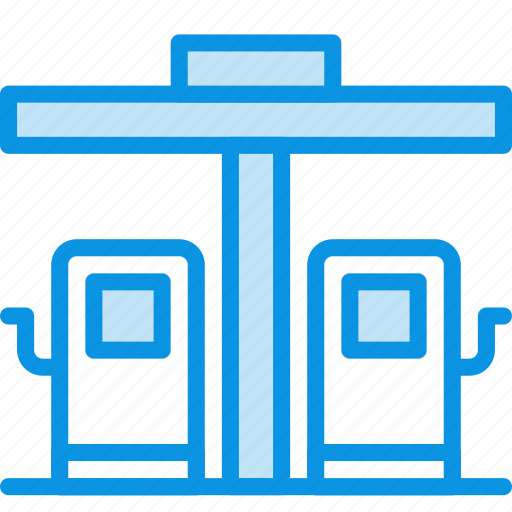 diesel, fuel, gas, gasoline, petroleum, station icon