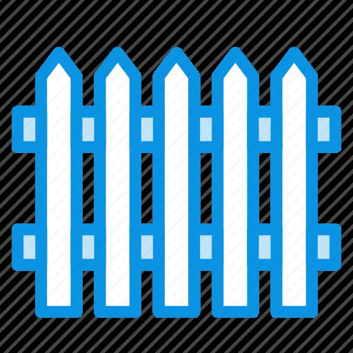 fence, wood icon
