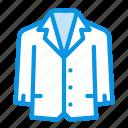 blazer, clothes, coat icon