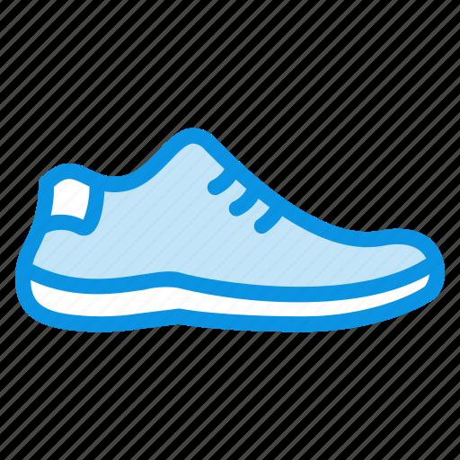 footwear, shoes, sneakers icon