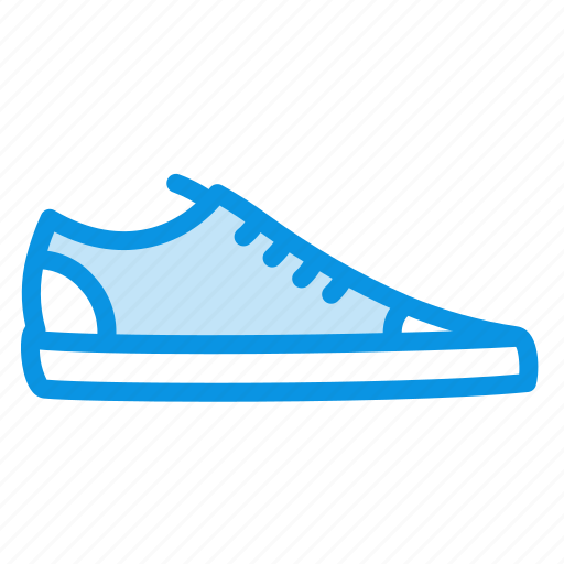 gumshoes, shoes, sneakers icon