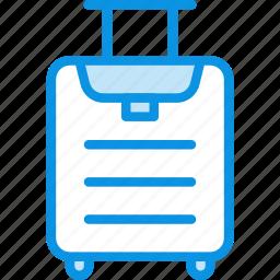 bag, baggage, luggage, travel icon