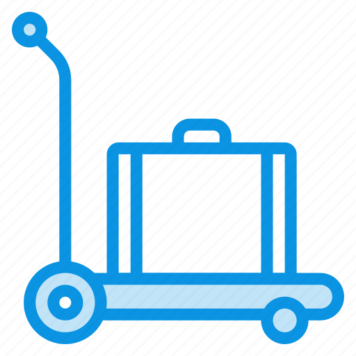 baggage, luggage icon