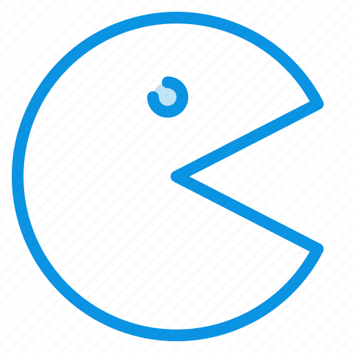 game, pacman, video icon