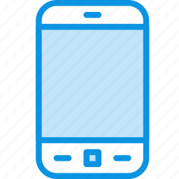 call, contact, device, mobile, phone, smartphone icon