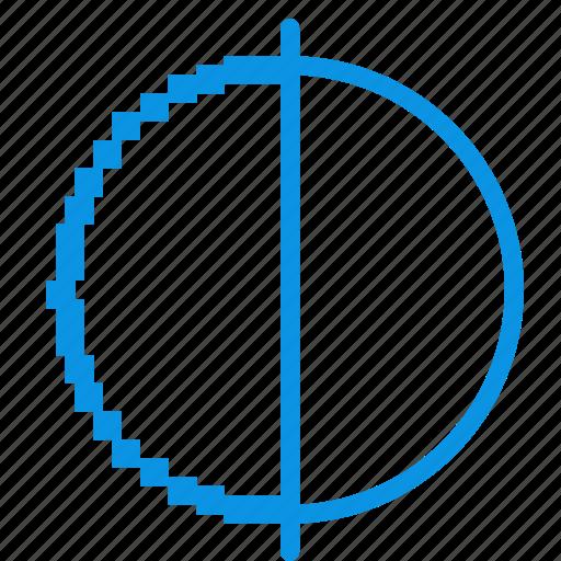 aliasing, antialiasing, quality icon