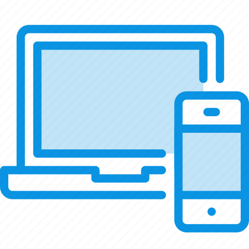 device, laptop, smartphone icon