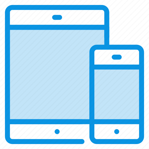 devices, ipad, iphone, phone, tablet icon