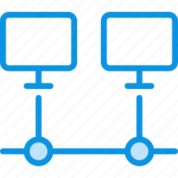 connect, connection, internet, network, server icon