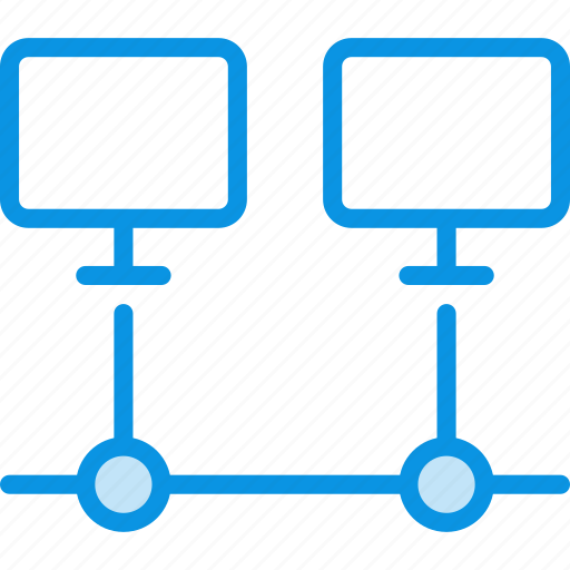connection, network, web icon