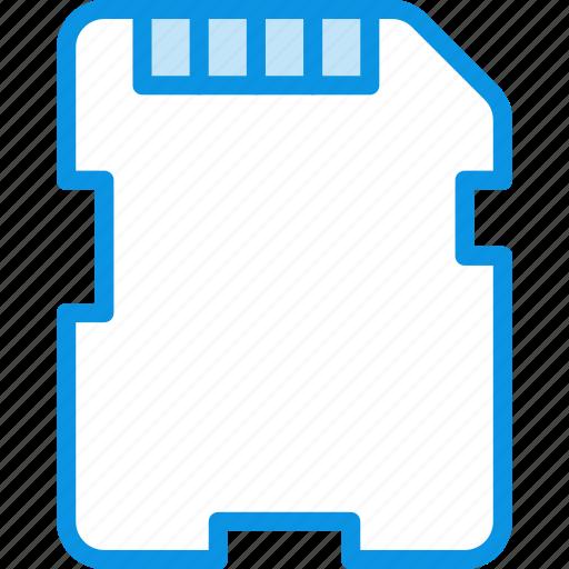 card, hardware, memory, sd icon