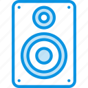 audio, bass, monitor, music, sound, speaker icon