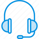 audio, headphones, headset, music, sound, support icon