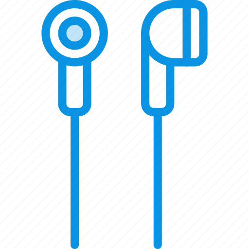 ear, headphones icon
