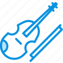 instrument, violin icon