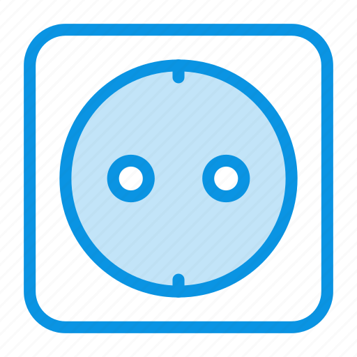 electric, socket icon