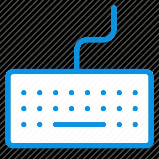 hardware, keyboard, keys, type icon