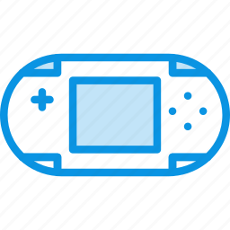 console, games, gaming, playstation, psp, sony, video icon