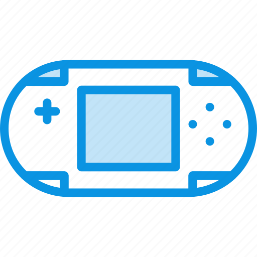 console, gaming, psp icon