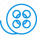 film, roll icon