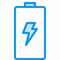 battery, charge, charging, electric, electricity, energy icon
