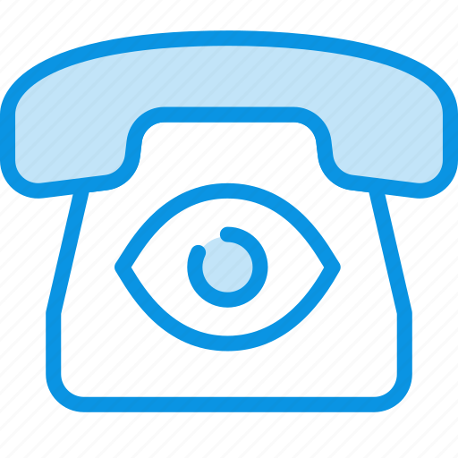 bigbrother, call, communication, contact, device, phone, spy icon