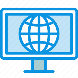 device, entertainment, global, news, television, tv, watch icon