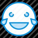 emoji, laugh, smile