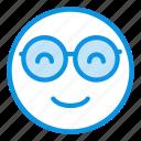 emoji, nerd, nerdy