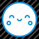 emoji, kawaii, smile